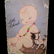 SOLD Rare LITTLE CHERUB Book by Harriet Flanders