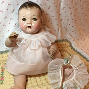 """EXTRAORDINARY Proto-Type 20"""" Dy-Dee Baby Doll"""
