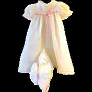 "Effanbee TWIN Series -- 15"" Dy-Dee Christening Gown Set - #2"