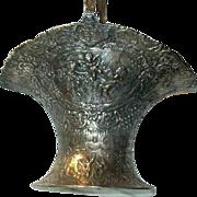 Silverplate Brides Basket
