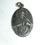 Old Scapular Medal