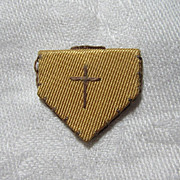 Blessed F Valentinus Pacquay Pocket Reliquary