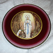 Virgin Mary Our Lady Lourdes Art