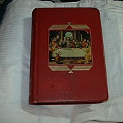 1953 Catholic Missal The Big Red One
