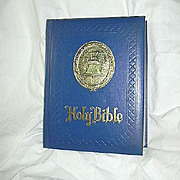 Holy Bible Freedom edition 1975 Bicentennial Edition Large Family Bible
