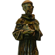 Enesco St Francis Statue
