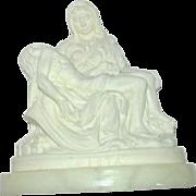 Small Pieta Statue Figurine Virgin Mary & Jesus