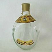SALE Classic Haig & Haig Three-Dimpled Pinch Whisky Bottle