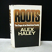 SALE Roots: Saga of an American Family By Alex Haley
