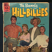 SALE Beverly Hillbillies Comic Book 1965 No. 9