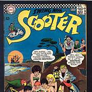 Swing With Scooter Comic Book 1967 No. 5