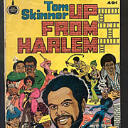 SOLD Up From Harlem Comic Book 1975
