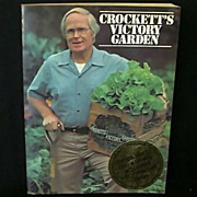 SALE Crockett's Victory Garden - Companion to PBS Series