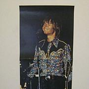 SALE Country Singer John Denver 1970's Poster