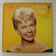 SALE Doris Day 1956 Album With 6 Eye Columbia Label