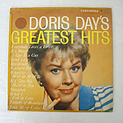 SALE Doris Day Greatest Hits 1965 Columbia 6-Eye Label