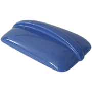 SALE Hall Delphinium Blue Lid For Covered Baking Dish
