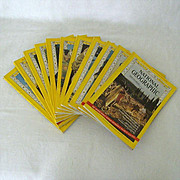 SALE Near Complete National Geographic 1967