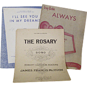 Popular Hits From the 1920s