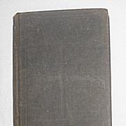 'The Book of Common Prayer' Antique Religious Prayer Book c.1892 / Trinity Church Renssela