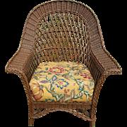 Bar Harbor Arm Chair Circa 1920's