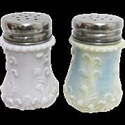 Dithridge Glass Shaker Set American Salt and Pepper