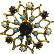 SALE Pin or Brooch