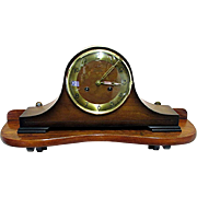 SALE Clock Shelf Solid Walnut