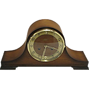 REDUCED Walnut Mantle Clock 80 Restored Clocks To Choose From ALL ON SALE