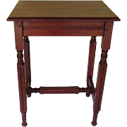 SALE Arts and Craft Table Circa 1910