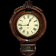 SOLD William l. Gilbert American Wall Clock