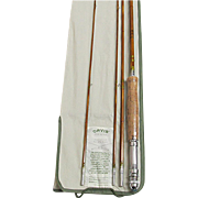 SALE Bamboo Fly Rod 8 Ft. 3/2 5 Wt.