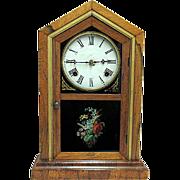 SALE Waterbury Florence Model Mantel Clock