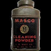 SALE Cleaning Powder MASCO Sample Size