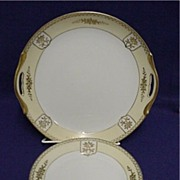 REDUCED Cake Set Service for 6 Noritake Porcelain