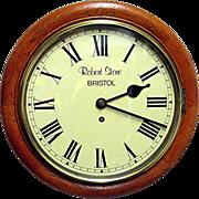 SALE English Fusee Pub Clock