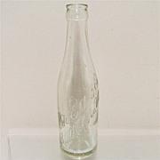 REDUCED Vermont Soda Bottle C.H. Eddy of Brattleboro Vermont Circa 1902-1909
