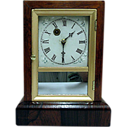 SALE Waterbury Mantel Clock Completely Restored 100% Original