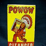 SALE Pow Wow Cleanser with Original Contents