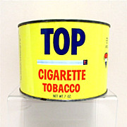 SALE TOP Cigarette Tobacco Tin 50% OFF