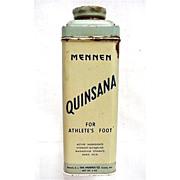 SALE Foot Powder Mennen Quinsana