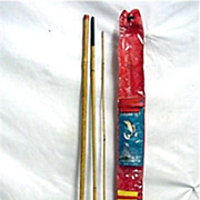 SALE Bamboo Childs Fishing Set by Straco