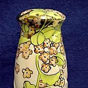 REDUCED Hatpin Holder Nippon Porcelain Hat Pin Holder