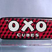 SALE OXO Cubes Tin