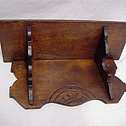 SALE Shelf American Circa 1880 Maple