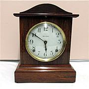 SALE Mantel Clock Antique Seth Thomas Adamantine