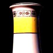 REDUCED Hatpin Holder Czech Porcelain Hat Pin Holder