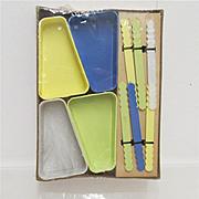 REDUCED Ice Pop Home Treat Kitchen Set In Original Box