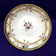 SALE Antique Nippon Porcelain Bowl for $59