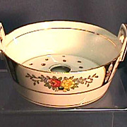 REDUCED Butter Dish or Tub Noritake Porcelain